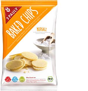 Baked Chips Meersalz