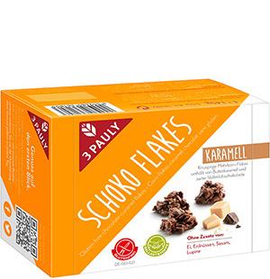 Schoko Flakes - Karamell