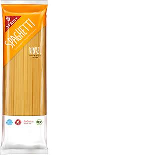 Spaghetti - Dinkel