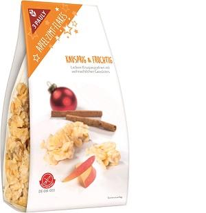 Apfel-Zimt-Flakes