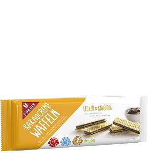 Kakaocreme Waffeln